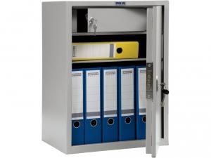 Шкаф металлический бухгалтерский ПРАКТИК SL-65Т купить на выгодных условиях в Волгограде
