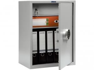 Шкаф металлический бухгалтерский ПРАКТИК SL-65Т EL купить на выгодных условиях в Волгограде