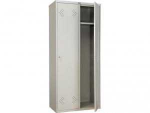 Шкаф металлический для одежды ПРАКТИК LS(LE)-21-80 купить на выгодных условиях в Волгограде