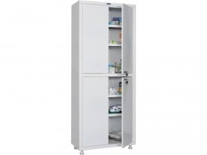 Металлический шкаф медицинский HILFE MD 2 1670/SS купить на выгодных условиях в Волгограде