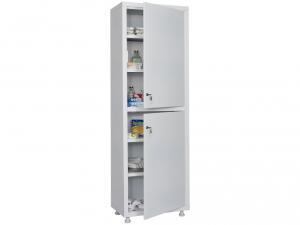 Металлический шкаф медицинский HILFE MD 1 1760/SS купить на выгодных условиях в Волгограде