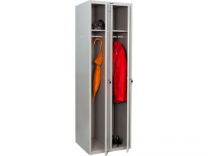 Шкаф металлический для одежды ПРАКТИК LS(LE)-21 купить на выгодных условиях в Волгограде