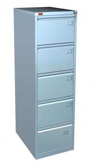 Шкаф металлический картотечный КР - 5 купить на выгодных условиях в Волгограде