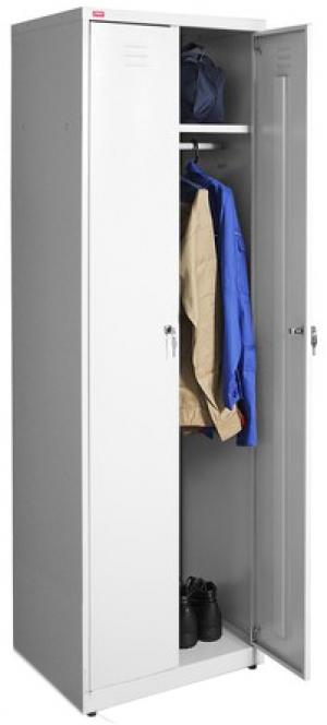 Шкаф металлический для одежды ШРМ - АК/800 купить на выгодных условиях в Волгограде
