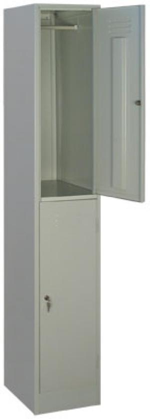 Шкаф металлический для одежды ШРМ - 12 купить на выгодных условиях в Волгограде