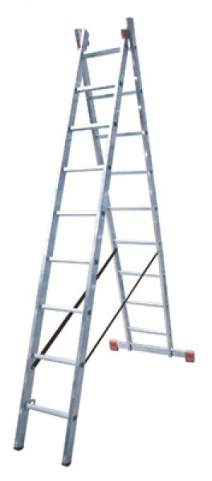 Лестница Dubilo 2x9 купить на выгодных условиях в Волгограде