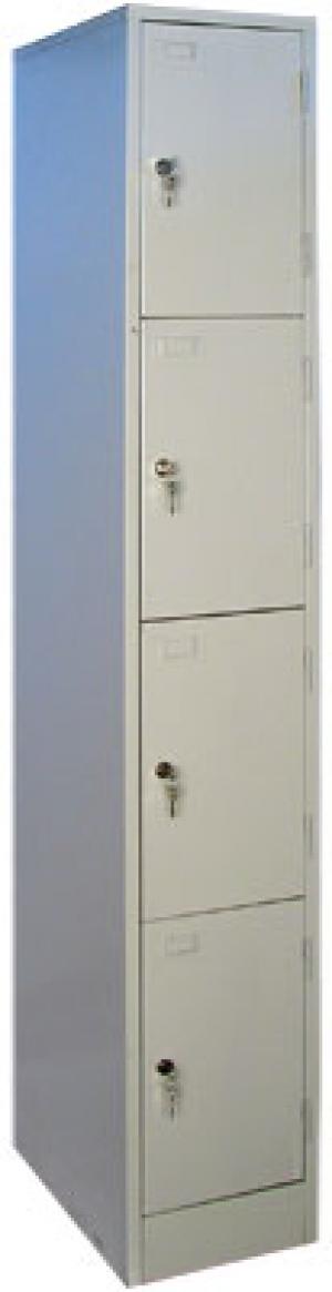 Шкаф металлический для сумок ШРМ - 14 - М купить на выгодных условиях в Волгограде