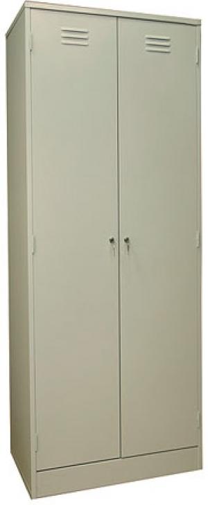 Шкаф металлический для одежды ШРМ - АК купить на выгодных условиях в Волгограде