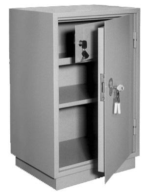 Шкаф металлический для хранения документов КБ - 012т / КБС - 012т купить на выгодных условиях в Волгограде