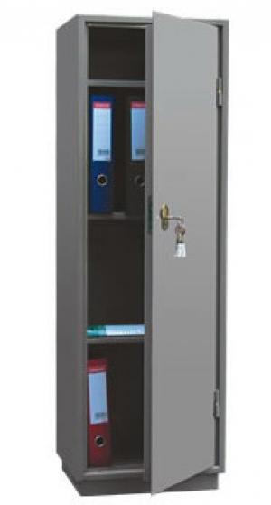 Шкаф металлический для хранения документов КБ - 21 / КБС - 21 купить на выгодных условиях в Волгограде