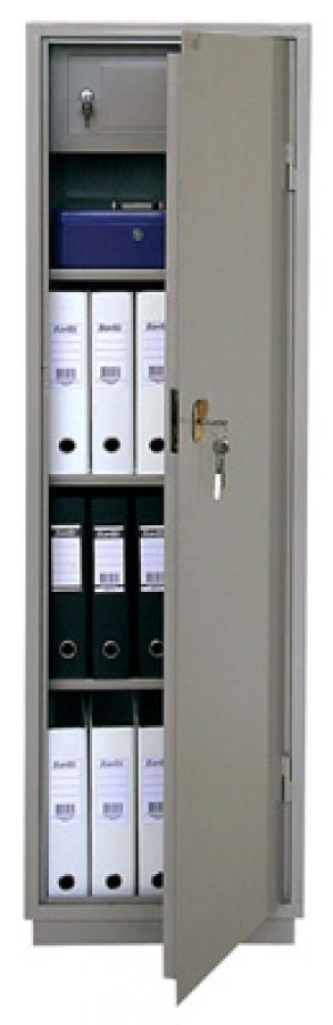 Шкаф металлический для хранения документов КБ - 031т / КБС - 031т купить на выгодных условиях в Волгограде