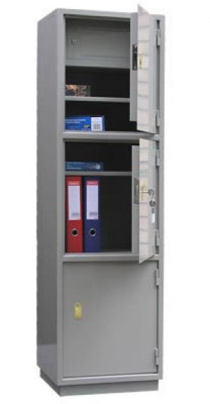 Шкаф металлический для хранения документов КБ - 033т / КБС - 033т купить на выгодных условиях в Волгограде