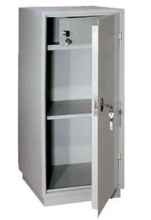 Шкаф металлический для хранения документов КБ - 041т / КБС - 041т купить на выгодных условиях в Волгограде