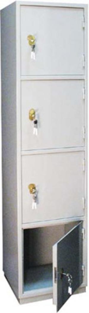 Шкаф металлический бухгалтерский КБ - 06 / КБС - 06 купить на выгодных условиях в Волгограде