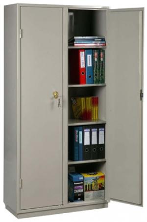 Шкаф металлический бухгалтерский КБ - 10 / КБС - 10 купить на выгодных условиях в Волгограде