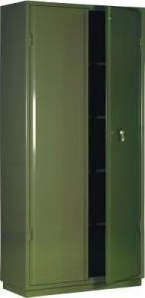 Шкаф металлический бухгалтерский КС-10 купить на выгодных условиях в Волгограде