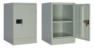 Шкаф металлический для хранения документов ШАМ - 12/680 купить на выгодных условиях в Волгограде