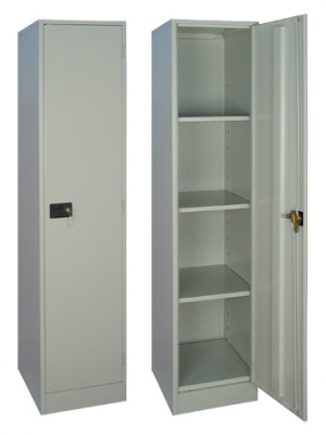 Шкаф металлический для хранения документов ШАМ - 12 купить на выгодных условиях в Волгограде