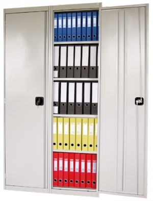 Шкаф металлический архивный ШХА-100 купить на выгодных условиях в Волгограде
