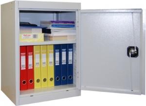Шкаф металлический архивный ШХА-50 (40)/670 купить на выгодных условиях в Волгограде