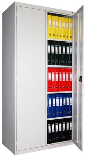 Шкаф металлический архивный ШХА-900(40) купить на выгодных условиях в Волгограде