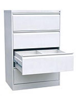 Шкаф металлический картотечный ШК-4-2 купить на выгодных условиях в Волгограде