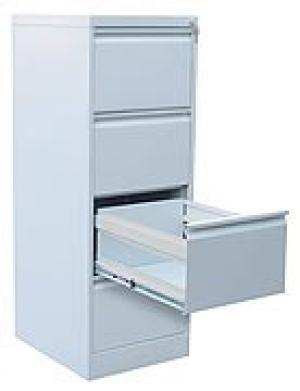 Шкаф металлический картотечный ШК-4Р купить на выгодных условиях в Волгограде