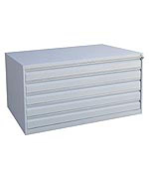 Шкаф металлический картотечный ШК-5-А0 купить на выгодных условиях в Волгограде