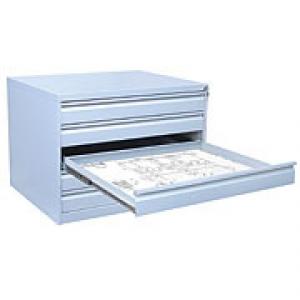 Шкаф металлический картотечный ШК-5-А1 купить на выгодных условиях в Волгограде