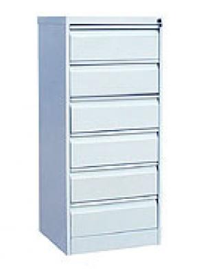 Шкаф металлический картотечный ШК-6(A5) купить на выгодных условиях в Волгограде