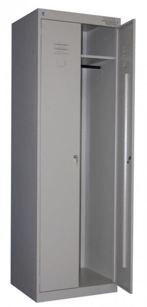 Шкаф металлический для одежды ШРК-22-800 купить на выгодных условиях в Волгограде