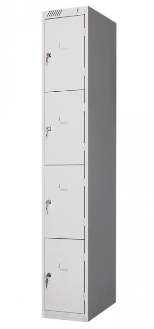 Шкаф металлический для сумок ШРС-14-300 купить на выгодных условиях в Волгограде