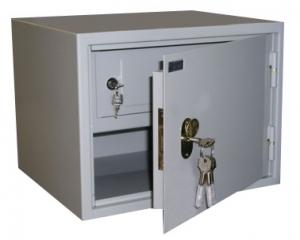 Шкаф металлический для хранения документов КБ - 02т / КБС - 02т