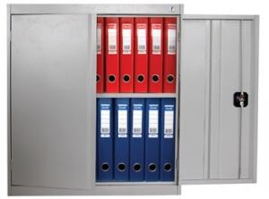 Шкаф металлический архивный ШХА/2-850 (40) купить на выгодных условиях в Волгограде
