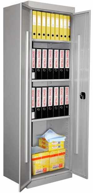 Шкаф металлический архивный ШХА-850 купить на выгодных условиях в Волгограде