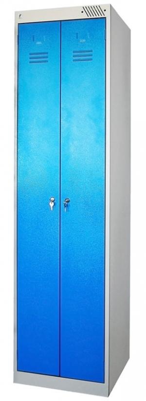 Шкаф металлический для одежды ШРЭК-22-500 купить на выгодных условиях в Волгограде